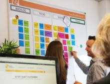 Working Agile with Scrum