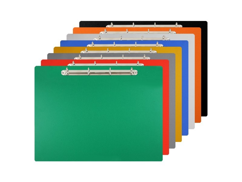 magnetic ring binder clipboard a3 landscape tnp visual workplace